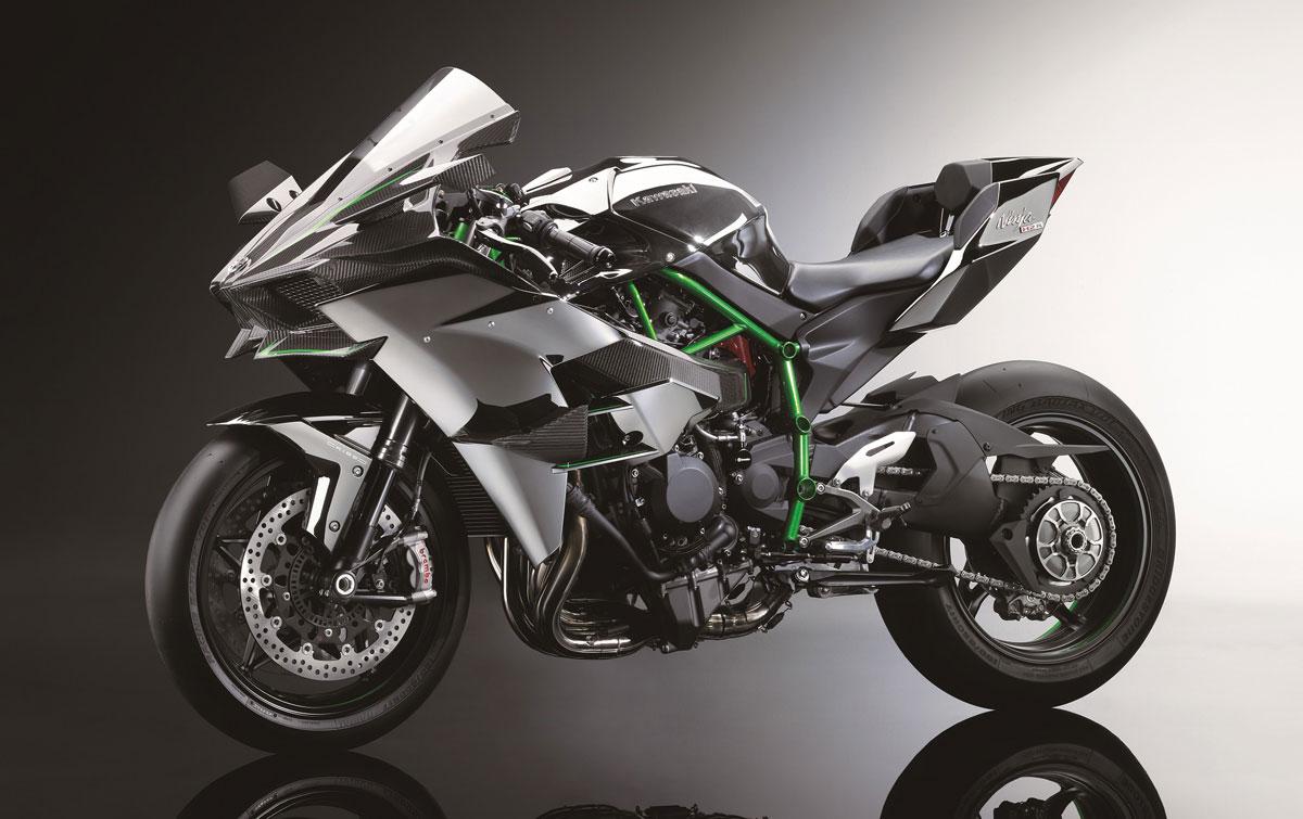 Kawasaki 1000 Rr – Idée d'image de moto