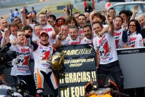 Race Recap: Marc Marquez
