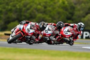 Advance your skills with Team Honda Racing riders