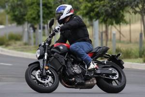 Tested: 2014 Yamaha MT-07