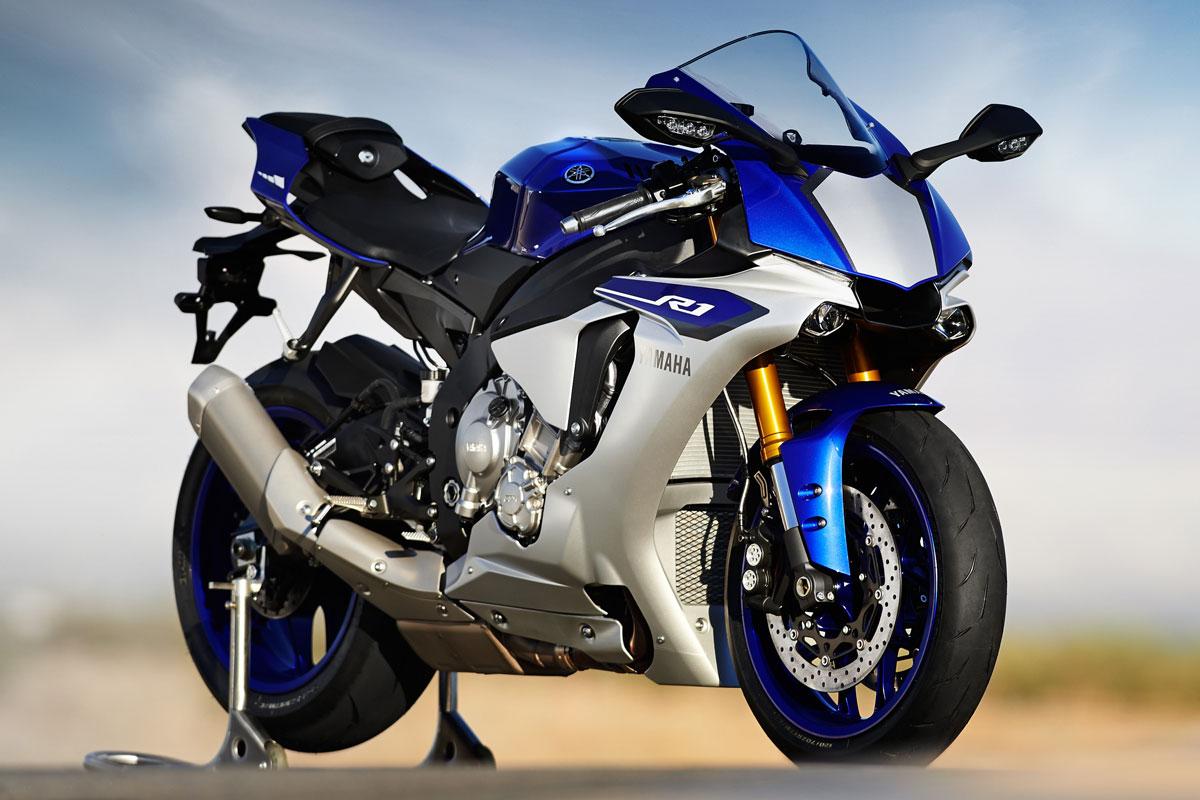 Yamaha R Horsepower