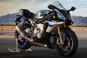 Bike: 2015 Yamaha YZF-R1M