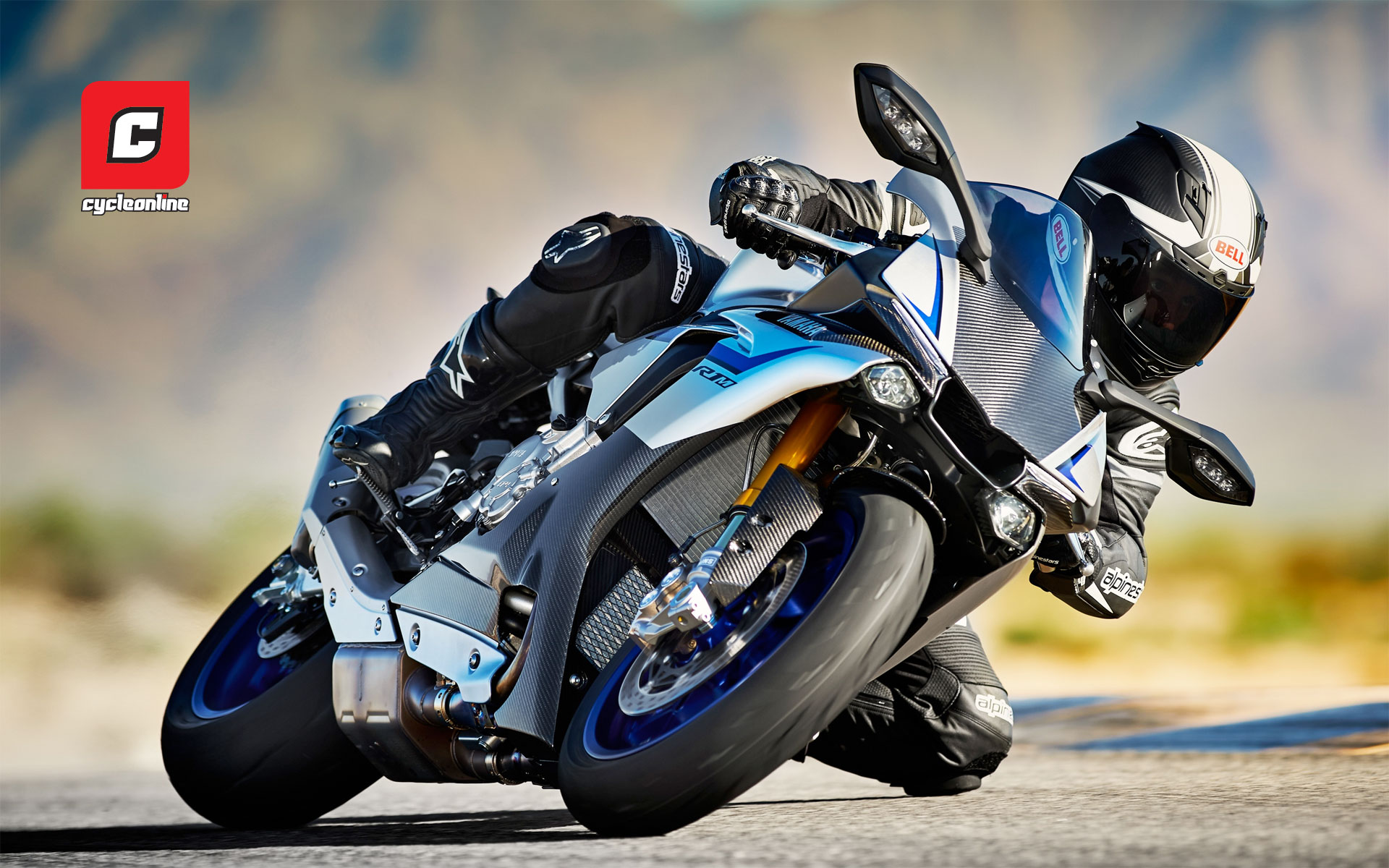 Wednesday Wallpaper: 2015 Yamaha YZF-R1M