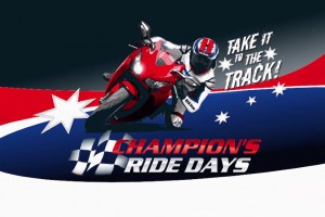 Champion's Ride Days - The Ride Day Experience!