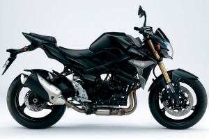 Bike: 2015 Suzuki GSR750