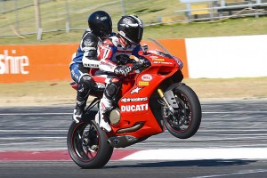 Troy Bayliss Experience set for 2015 events