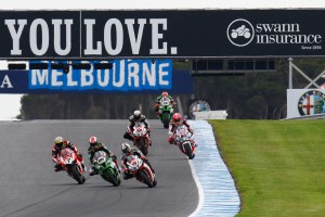 Road to Victory - 2015 WorldSBK Phillip Island