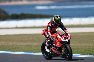 Replay: Bayliss' 2015 WorldSBK comeback
