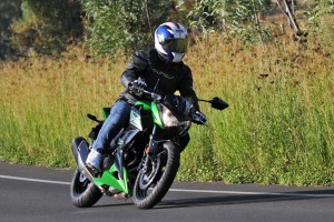 Review: 2015 Kawasaki Z300 ABS