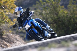 Overview: 2015 Suzuki GSX-S1000 launch