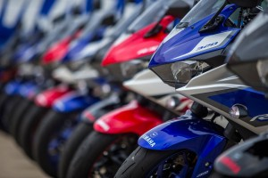 Gallery: 2015 Yamaha YZF-R3 launch