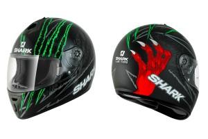 Product: Shark S600 Terror Helmet
