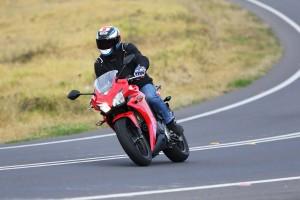 Review: 2015 Honda CBR500R