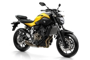 Bike: Yamaha MT-07LA