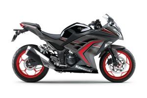 Bike: 2016 Kawasaki Ninja 300 ABS