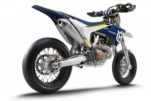 Bike: 2016 Husqvarna FS 450