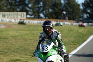 Kawasaki on the Podium at Round five of the ASC