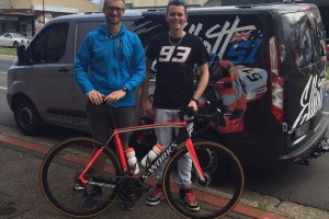 Elliott forms timely partnership with Kidsons Cycles Wagga Wagga