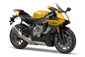 Bike: 2016 Yamaha YZF-R1 and YZF-R1M