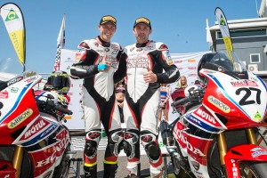 Jamie Stauffer takes a double win at ASBK finale