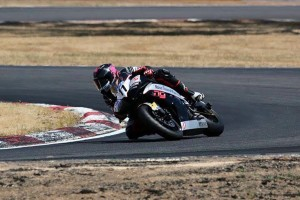 Demmery makes progress at Winton