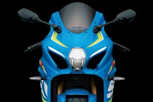 Concept superbike steals Suzuki show in Milan