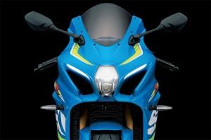 Concept superbike steals Suzuki show in Milan