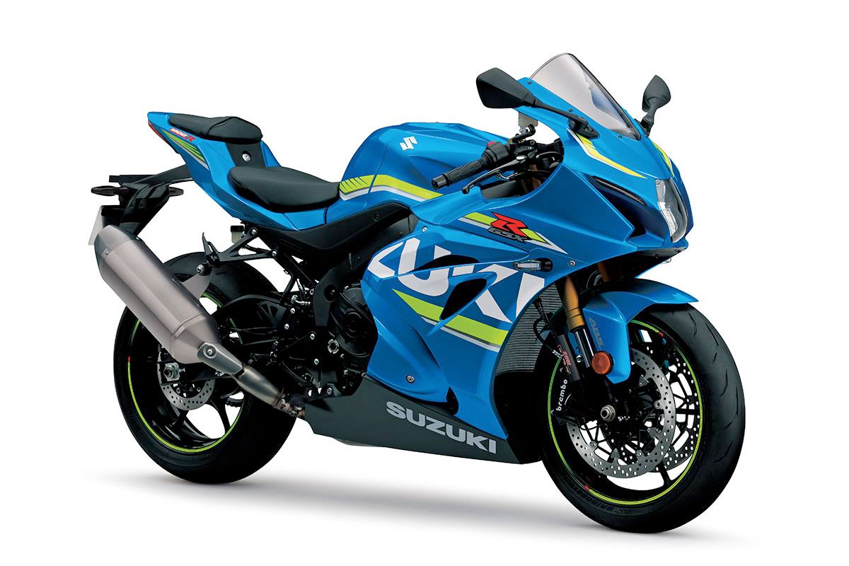 Suzuki Bike 2017 Model