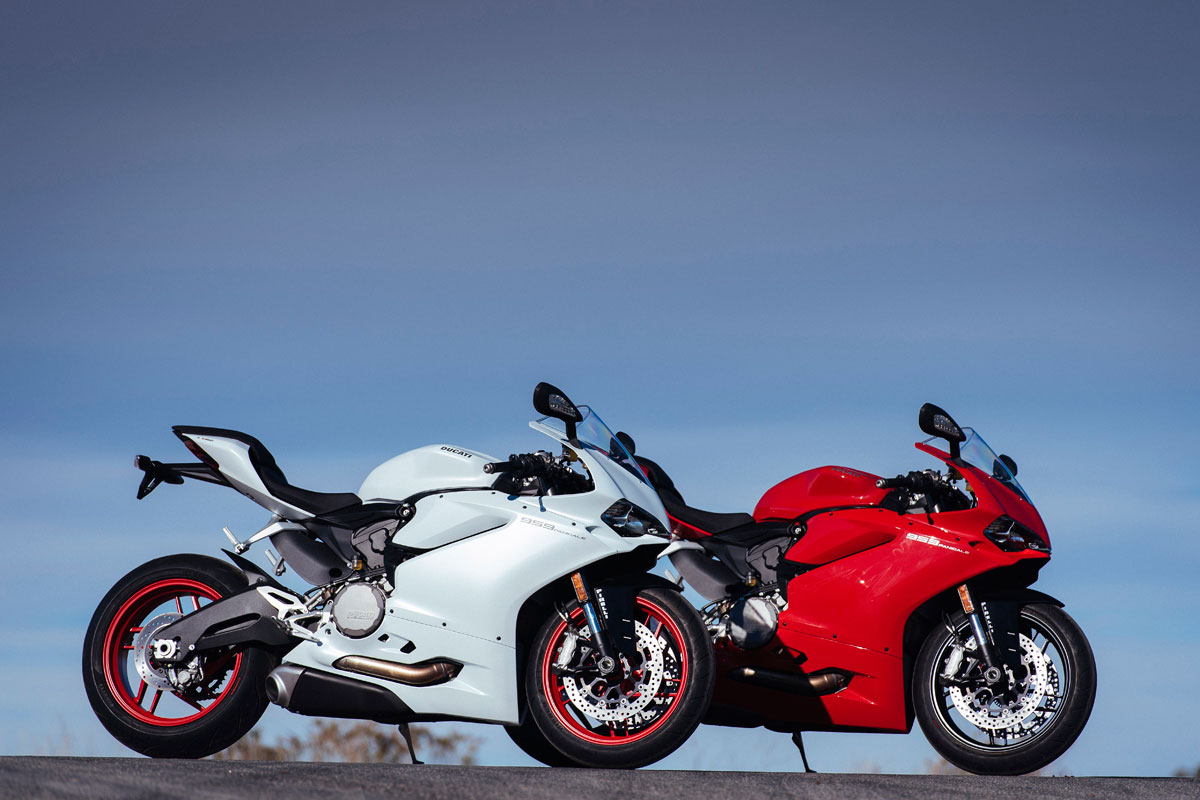 Review: 2016 Ducati 959 Panigale - CycleOnline.com.au