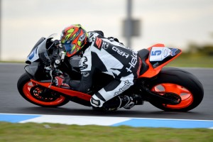 Levy makes first WorldSSP appearance