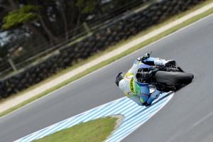 Positive start to Scott's first World Superbike official test