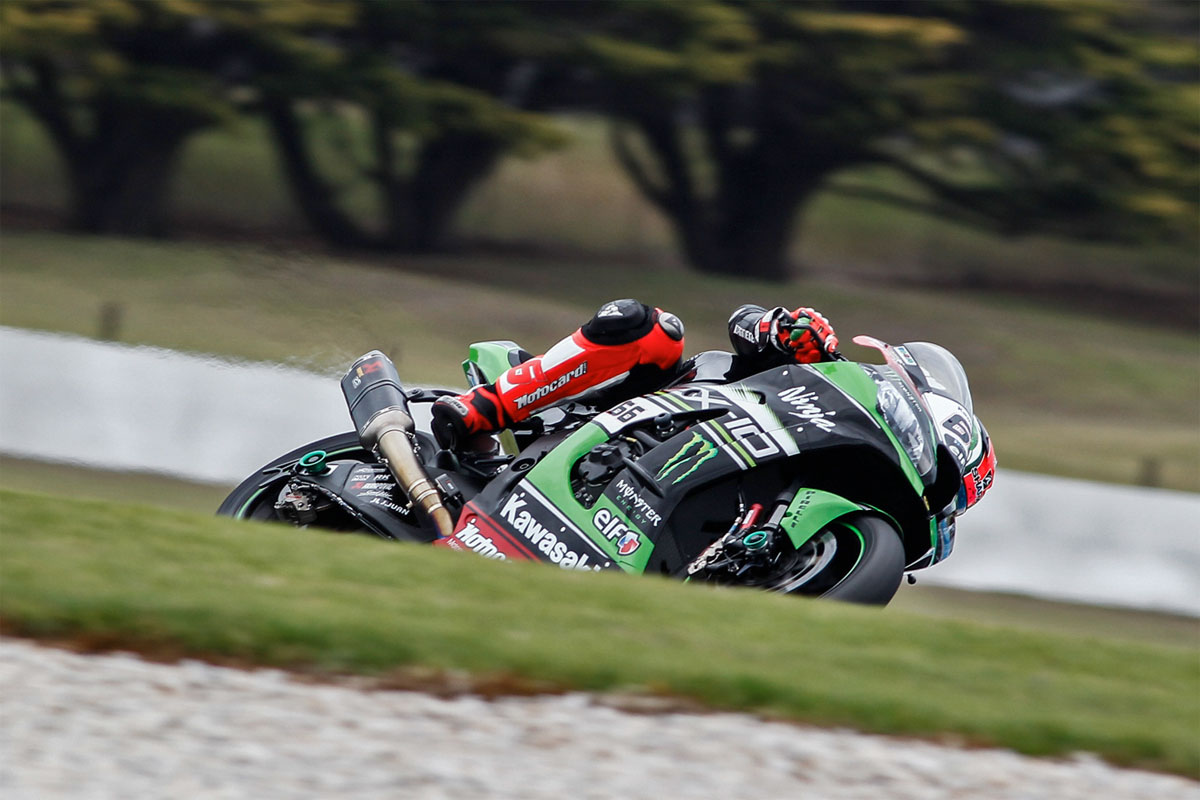 Fastest Lap Of Phillip Island