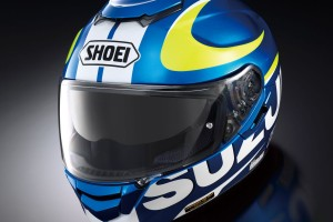 Product: Shoei GT-Air Suzuki MotoGP helmet