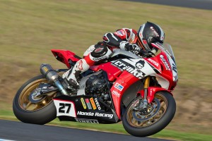 Crankt Protein Honda Racing Team's Herfoss and Stauffer to take to the grid