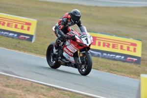 DesmoSport Ducati on track for Sydney ASBK success