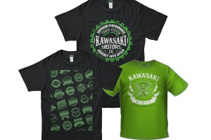 Product: Kawasaki lifestyle t-shirts