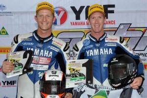 Dunlop dominant in ASBK at Sydney Motorsport Park