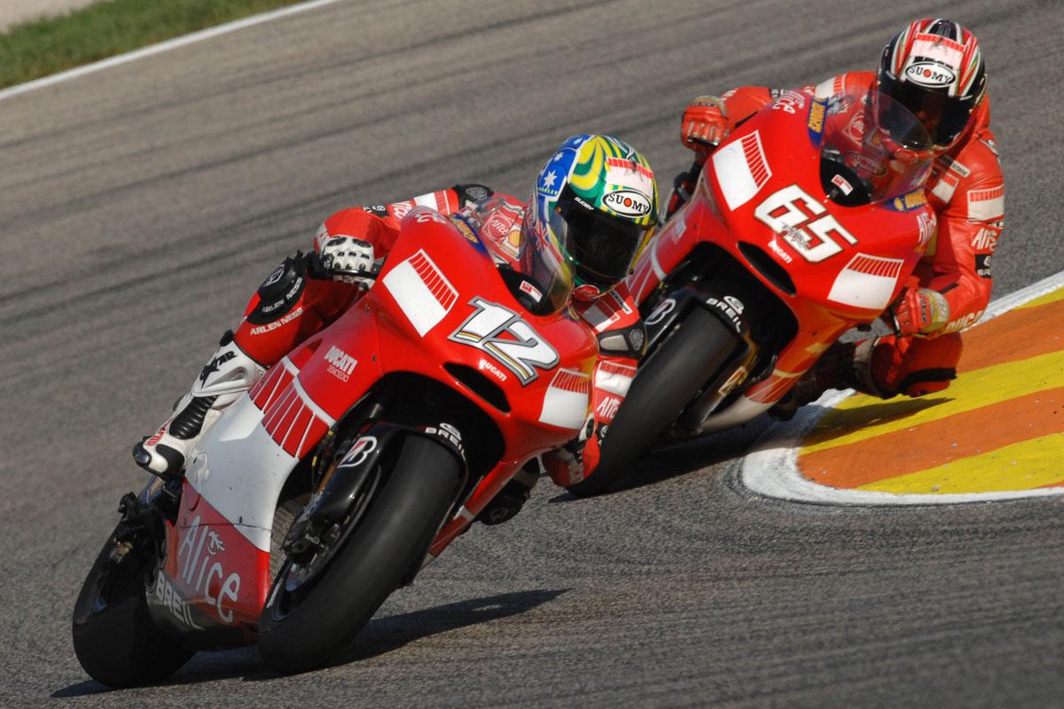 Top 10: Ducati MotoGP signings - CycleOnline.com.au