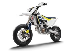 Bike: 2017 Husqvarna FS 450