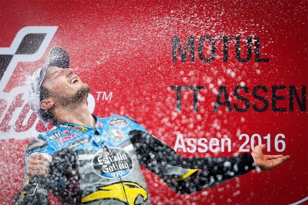 Miller remaining in Marc VDS squad for 2017 MotoGP assault