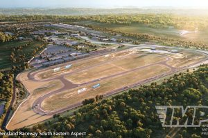 Major upgrades in the works for Queensland Raceway