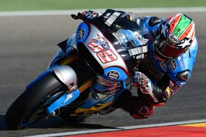 Hayden finishes inside the points in MotoGP comeback
