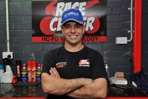 Industry Insight: Race Center's Darren Sciberras