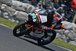 Moto3 wildcard Barton completes Phillip Island in 20th position