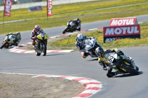Cube Racing wins races to cap off ASBK season