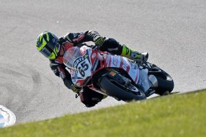 Halliday completes DesmoSport Ducati debut at Phillip Island