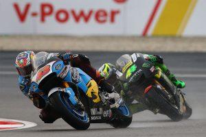 Top 10 and leading Honda at Sepang satisfying for Miller