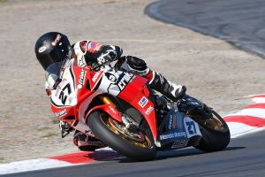 Crankt Protein Honda Racing Team's Herfoss crowned 2016 Superbike Champion
