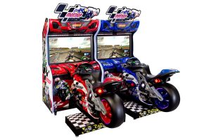 Product: MotoGP - The Arcade Game