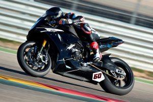 Championship fight 'main focus' of Yamaha's van der Mark